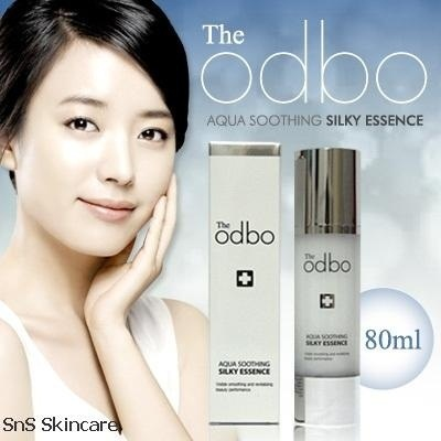 The Odbo Aqua Soothing Silky Essence 80ml