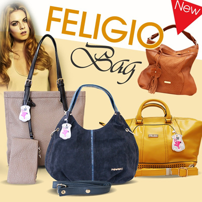 FELIGIO BAG 2014 NEW MODEL - 6 DESIGN - FREE SHIPPING JABODETABEK