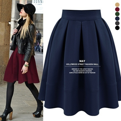 ★ Midi-length flared skirt Tane択 2 1 / A-line skirt / skirt easy travel / girly skirt / beautiful leg effect rich color variations ★ Featured item this season