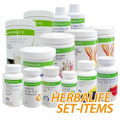 [5-10Kg DIET ADVANCED PROGRAM]Herbalife Advance Program