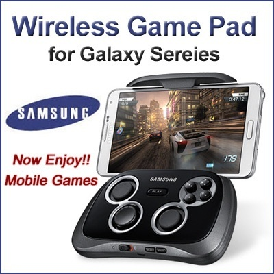 ★Genuine Samsung★ Wireless Mobile Game Pad for Samsung Galaxy S5/S4/S3/Note 3/2 ★ for gamers mobile gamepad