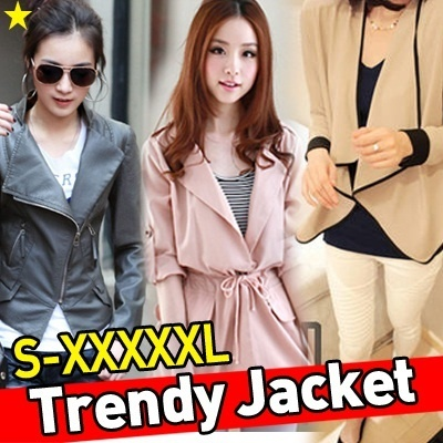 ★Trendy Jacket S-XXXXXL★Korean and Japanese Trend Fashion / Couple / SWEATERS KNITWEAR BLAZER JACKET OFFICE OUTER WEAR /Ladies Casual Jackets / Hoodie / unisex