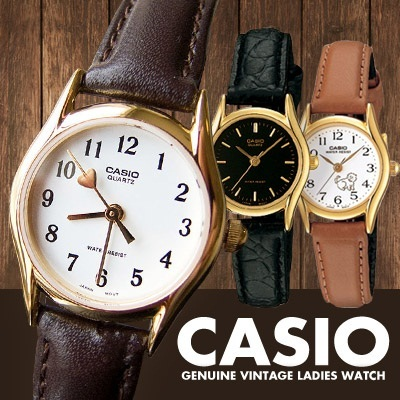 [CHEAPEST PRICE IN SPORE] *CASIO GENUINE* LTP-1094 SERIES! Strap Fashion Watches! Free Shipping and 1 year warranty!