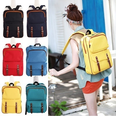★NEODEAL★Korea Fashion casual backpack★made in korea/ christmas gift