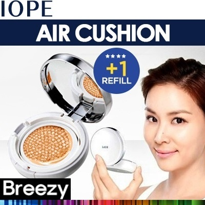 BREEZY ★ Sold 1 Item per 6 seconds [IOPE] Air Cushion XP SPF50+/PA+++ 15g(+Refill 15g) / Air Cushion BLUSHER / Cushion / Blusher / Amorepacific