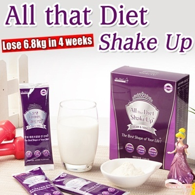 [Taste and Weight Management at Once!]Shake up/diet/slimming/Garcinia Cambogia