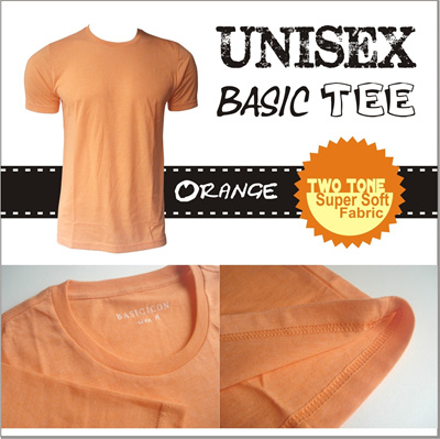 Basic T-Giordano Inspired-Excellent fabric