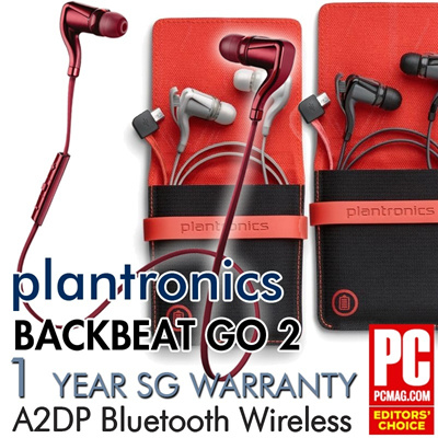 Backbeat Go 2☆Local Set☆ONE Year Local Warranty☆Black/White/Red☆100% Original☆Bluetooth Wireless Stereo Headset☆iphone 5/S Samsung/Xiaomi/LG/Sony/Apple Supported