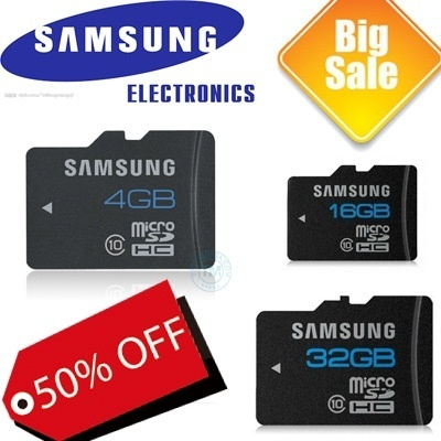 [MicroSD SAMSUNG]Ori Micro SD Card 4g/8g/16g class10 Storage Memory for life High-speed Transmission for Mobile Phone Smartphone memory card