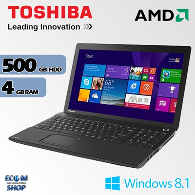 TOSHIBA SATELLITE C55D-A5380 Brand New