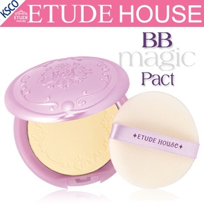 (ETUDE HOUSE) BB Magic Pact 2 Types【FREE GIFT・KOREA COSMETICS】