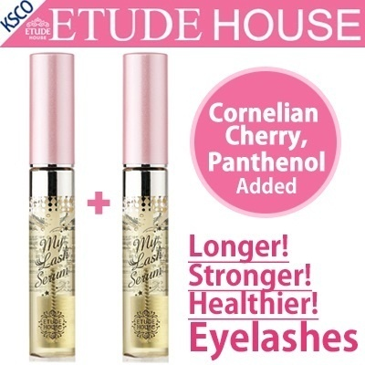 ★1 Buy 2 Get ★SALE★(ETUDE HOUSE) My Lash Serum (Eyelash Care Essence) 9g【Low Price・KOREA COSMETI