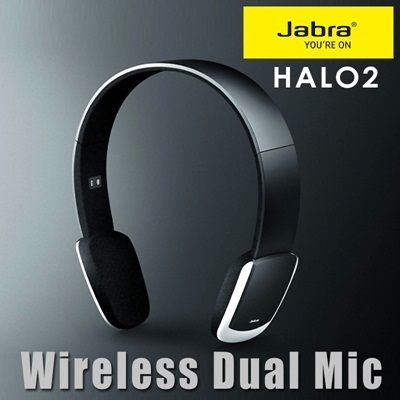 [SUPER SALE][Jabra] JABRA WIRELESS HEADSET (HALO 2) Dual microphone - 1 YEAR WARRANTY