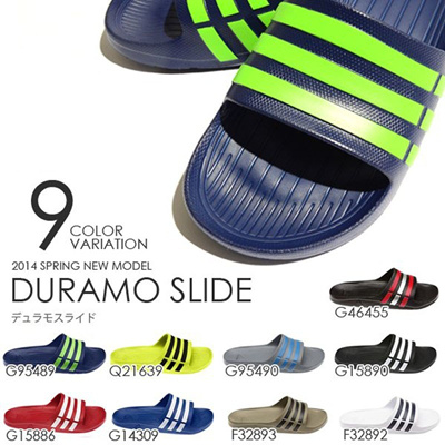 DURAMO SLIDE SANDAL NEVER DIE - UNISEX ASIAN SIZE