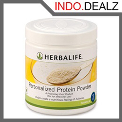 HERBALIFE F3 PERSONALIZED PROTEIN POWDER