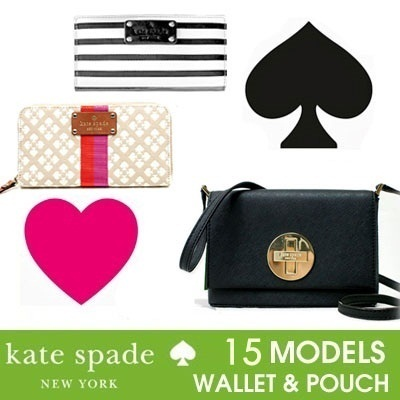 [Kate Spade] free shipping from US Wallet crossbody Handbag mini pouch