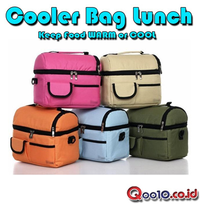 Cooler Bag Lunch Bag Milk Bag Picnic Bag keep food warm or cool