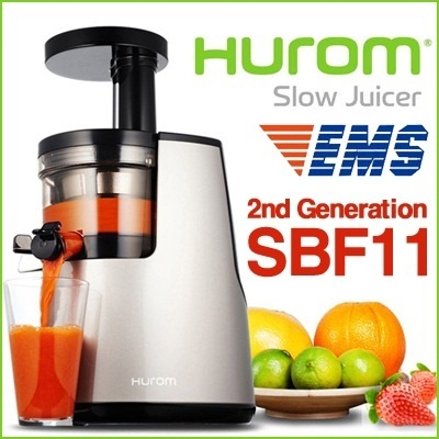 Hurom Slow Juicer 2nd Generation Manual : [HUROM]2014 HH-SBF11 2ND Generation Hurom Juicer Slow Juicer HD-BBF09/HD-RBF09