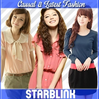 Trendy Causal Fashion!! Over 500 Choices-Blouses Dress Tops Cardigans