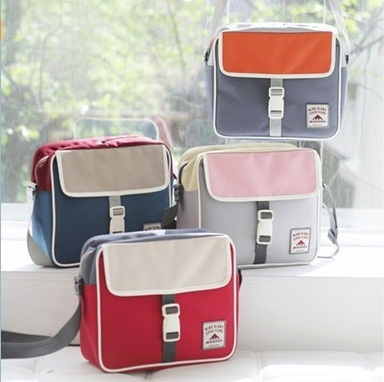Local Delivery Korean Cube Bag|Korean Style Shoulder Bag|Crossing bag|Sport Bag|Bicycle bag|Messenger bag|Passport Travel Bag