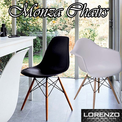 MONZA CHAIR WITH ARMREST / MONZA CHAIR WITHOUT ARMREST / JELLYA READY STOCKS IN SINGAPORE !!!