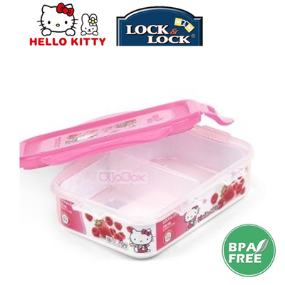 Lock n Lock 084 Hello Kitty
