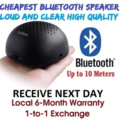 [Receive Next Day]Rolton E100 HiFi Bluetooth Speaker