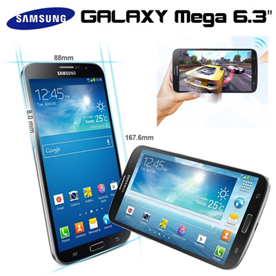[Lowest]GALAXY Mega 6.3 inch Carry it like a phone and use it like a Tablet