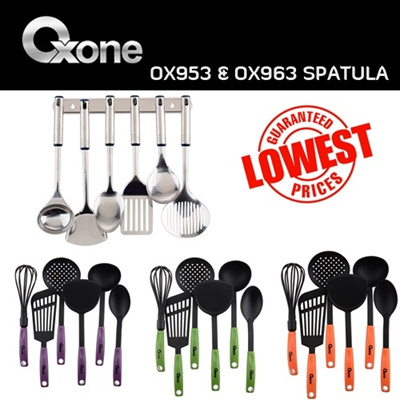OX-953|OX963 SPATULA SET: OXONE**BEST PRICE** Avalaible 3 Types
