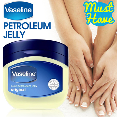 NEW VARIANT**Must have VASELINE PETROLEUM JELLY untuk kulit kering Kulit Sensitive hingga luka bakar**