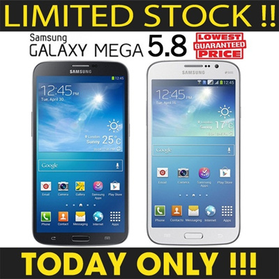 {Official Warranty} Samsung Galaxy Mega 5.8 Lowest Price Ever |  GT-I9152