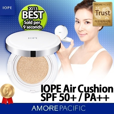 ★ [AMOREPACIFIC Official Seller] IOPE Air Cushion XP SPF50+/PA+++ and Refill