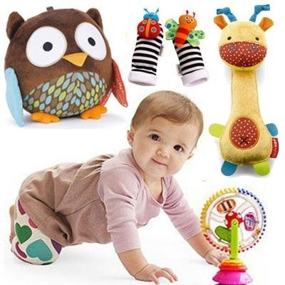 ★Baby Early Development Toys★ 3 Days Only Promo! July 2014 New Arrivals