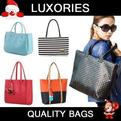 ★ Ladies Quality Bags ★ Handbags Tote Leather Shoulder Leather Clutch Travel Pouch Women Premium Crossbody Messenger Satchel Fashion Christmas Gift Luxury