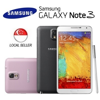 Samsung Galaxy Note 3 !!! 3G Model with Wifi !!! Export Set !!!
