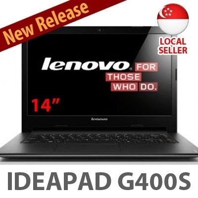 [LENOVO]APRIL 2014 NEW G400s 14inch LED /DUAL Core 1.9GHz Laptop Computer - [Powerful N BUDGET] - Local 12months WARRANTY