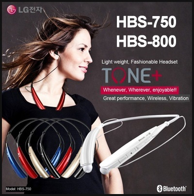 ★2014 NEW LG HBS-750 / HBS-800 / HBS-730★Stereo Bluetooth Headset★Premium Sound★Headphone For Samsung Galaxy S5/4/3 Note3/2/1 iPhone 5/5S/4★