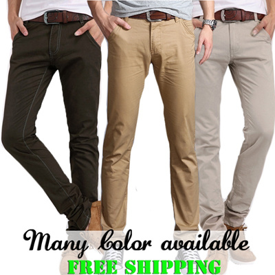*free shipping* 2014 fashion leisure trousers