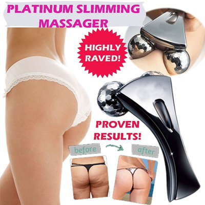 [SPECIAL PRICE!]Platinum Electronic Cellulite Slimming Massager/Face massager