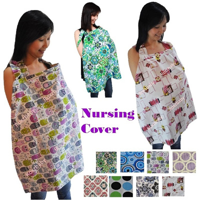 Nursing Cover for mummies!! (Front)/ Breastfeeding cover / With boning