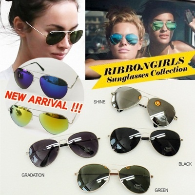 ★BUY 2 FREE SHIPPING! 3+1! Sunglasses★Designer Style/Unisex/UV400/bigSale/K-Pop Style/Glasses/Korean design/women fashion/lex