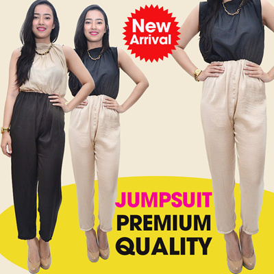 NEW ARRIVAL 2014 **JUMPSUIT PREMIUM QUALITY** LOCAL BRAND