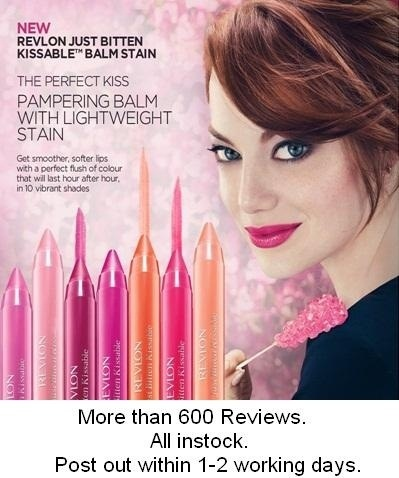 [BUY 2 FREE SHIPPING!] 100% AUTHENTIC DIRECT FROM USA Revlon Just Bitten Kissable Balm Stain