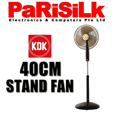*FREE DELIVERY* Kdk 40cm Stand Fan (P40US) - 1 Year Warranty