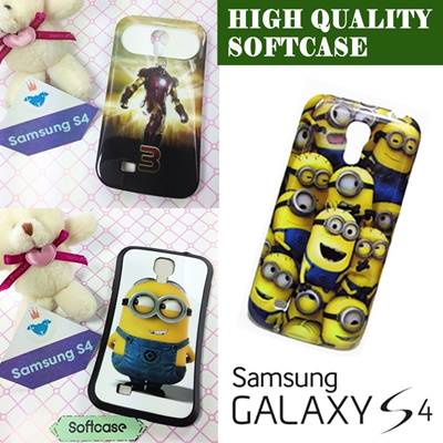 #Lowest price item # All New Softcase samsung S4