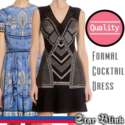 Quality Formal Work/Cocktail Dress (Free Shipping)