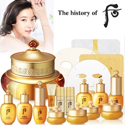 Korean Best selling cosmetics sample collection / SUM/sulwhasoo /