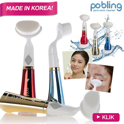POBLING Excellent Pore Cleansing Effect ! Enhance Skincare Product ! PEMBERSIH MUKA SERTA PENGECIL PORI-PORI MADE IN KOREA