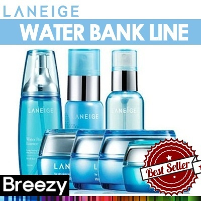 BREEZY ★ The Hottest Item of Laneige [LANEIGE] Water Slepping Pack EX / Water Bank Line / Mist / Firmaing Sleeping Pack / Moisture Cream . Gel Cream / Essence / Intensive Cream / Eye Gel / Mask