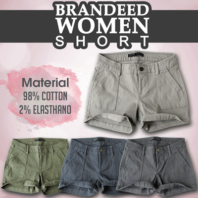 Branded Denim Short and Basic woman short pants★100% Genuine Authentic★BIG SALE_Lowest Price_BEST